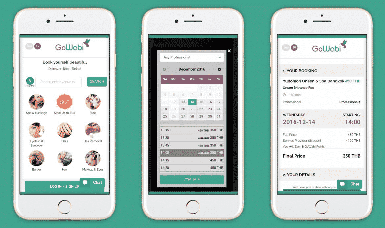 Gowabi app